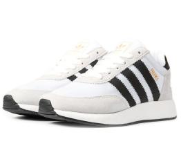 Купить Женские кроссовки Adidas Iniki Runner белые