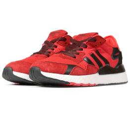Купить Женские кроссовки Adidas Nite Jogger BOOST красные