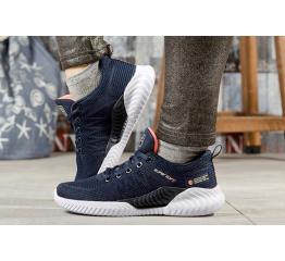 Купить Женские кроссовки BaaS Ploa темно-синие в Украине