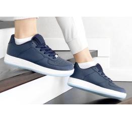 Купить Женские кроссовки Force темно-синие в Украине