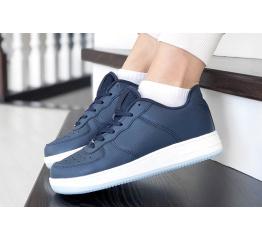 Купить Женские кроссовки Force темно-синие