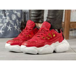 Купить Женские кроссовки Hugo красные в Украине