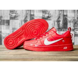 Купить Жіночі кросівки Nike Air Force 1 '07 LV8 Utility червоні