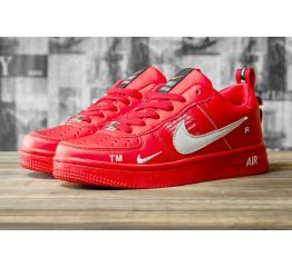 Купить Женские кроссовки Nike Air Force 1 '07 LV8 Utility красные в Украине
