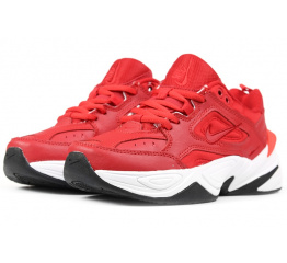 Купить Женские кроссовки Nike M2K Tekno красные