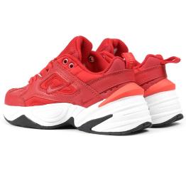Купить Женские кроссовки Nike M2K Tekno красные в Украине