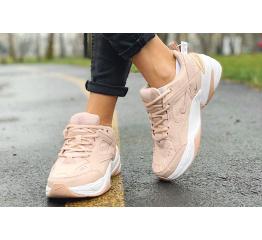 Купить Женские кроссовки Nike M2K Tekno розовые
