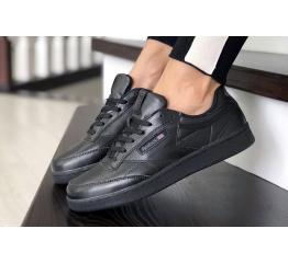 Купить Женские кроссовки Reebok C85 черные