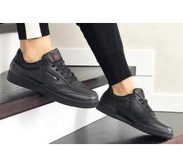 Купить Женские кроссовки Reebok C85 черные в Украине