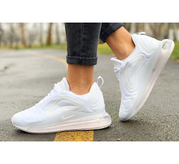 Женские кроссовки Nike Air Max 720 белые
