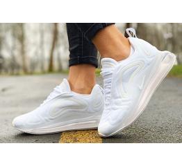 Купить Женские кроссовки Nike Air Max 720 белые