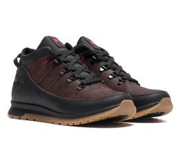 Купить Чоловічі черевики зимові Fila коричневі в Украине