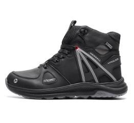 Купить Чоловічі черевики зимові Merrell чорні