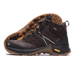Купить Чоловічі черевики зимові Merrell коричневі в Украине