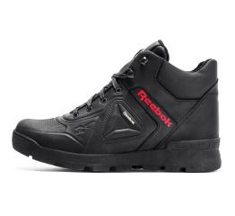 Мужские ботинки на меху Reebok черные