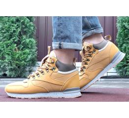 Купить Мужские ботинки на меху Reebok Classic High Fur светло-коричневые