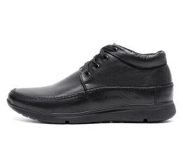 Купить Мужские ботинки на меху VanKristi черные