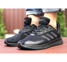 Купить Мужские кроссовки Adidas Boost черные