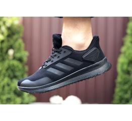 Купить Мужские кроссовки Adidas Boost черные в Украине