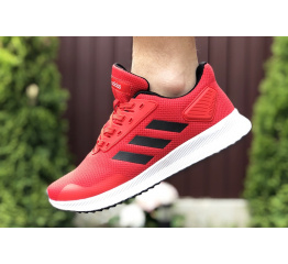 Купить Чоловічі кросівки Adidas Boost червоні в Украине