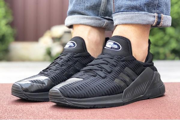 Мужские кроссовки Adidas ClimaCool 02/17 черные