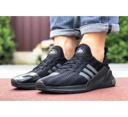 Купить Мужские кроссовки Adidas ClimaCool 02/17 черные с серым