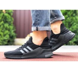 Купить Мужские кроссовки Adidas ClimaCool 02/17 черные с серым в Украине