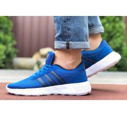 Купить Мужские кроссовки Adidas голубые в Украине