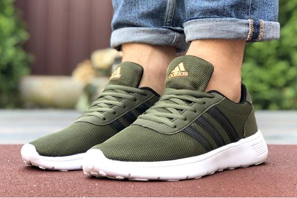 Мужские кроссовки Adidas хаки