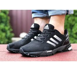 Купить Чоловічі кросівки Adidas Marathon TR чорні з білим