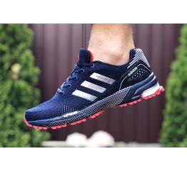 Купить Чоловічі кросівки Adidas Marathon TR темно-сині в Украине
