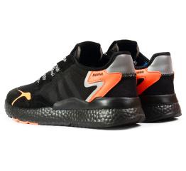 Купить Мужские кроссовки Adidas Nite Jogger BOOST черные в Украине