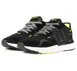 Купить Мужские кроссовки Adidas Nite Jogger BOOST черные