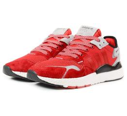 Купить Мужские кроссовки Adidas Nite Jogger BOOST красные