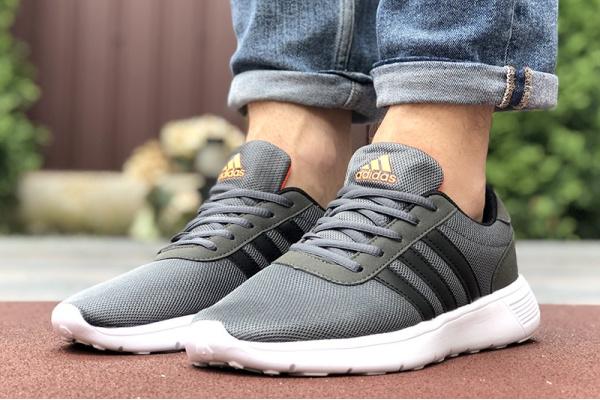 Мужские кроссовки Adidas серые