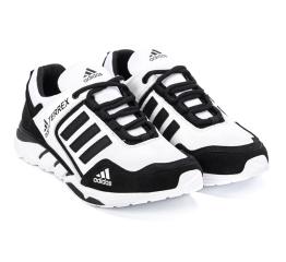 Купить Мужские кроссовки Adidas Terrex белые с черным (white-black) в Украине