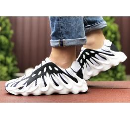 Купить Мужские кроссовки Adidas Yeezy 451 белые в Украине