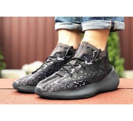 Купить Мужские кроссовки Adidas Yeezy Boost 380 черные