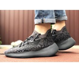 Купить Мужские кроссовки Adidas Yeezy Boost 380 черные в Украине