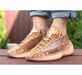 Купить Мужские кроссовки Adidas Yeezy Boost 380 коралловые