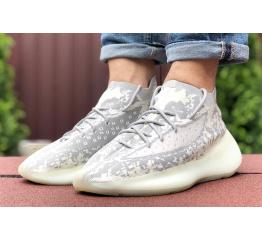Купить Мужские кроссовки Adidas Yeezy Boost 380 серые
