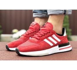 Купить Мужские кроссовки Adidas Zx 500 RM красные
