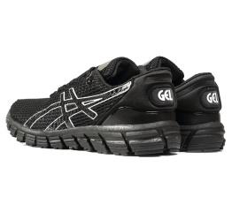 Купить Чоловічі кросівки Asics Gel Quantum 360 чорні з білим в Украине