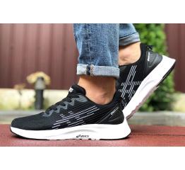 Мужские кроссовки Asics S600 черные с белым