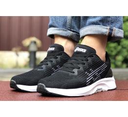 Купить Чоловічі кросівки Asics S600 чорні з білим в Украине