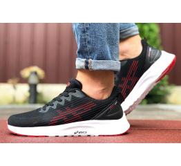 Купить Чоловічі кросівки Asics S600 чорні з червоним