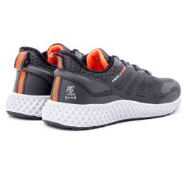 Купить Мужские кроссовки BaaS Trend System темно-серые (dark-grey) в Украине