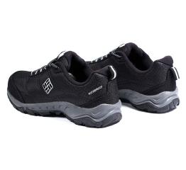 Купить Мужские кроссовки Columbia черные в Украине
