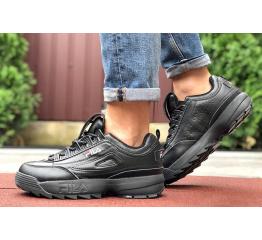 Мужские кроссовки Fila Disruptor 2 Premium черные