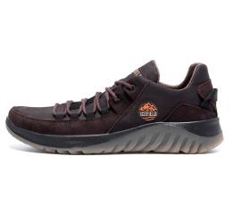Мужские кроссовки Icefield коричневые